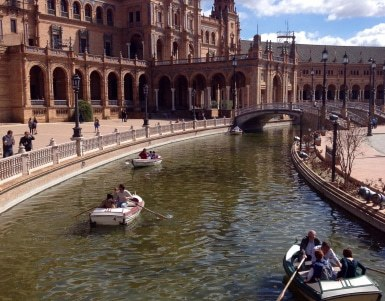 A weekend in Seville - My guide
