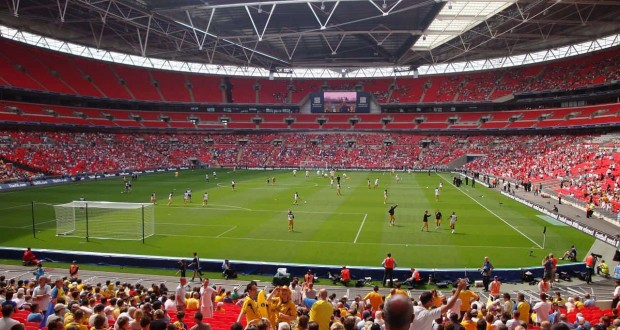 Football matches in London