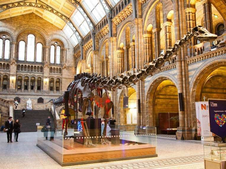 Free museums in London