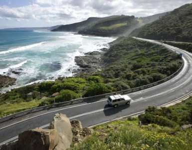 My dream road trip destination - Australia