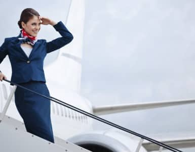 Behind the curtain: secret life of a flight attendant
