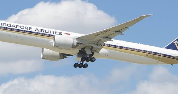 SQ308 review, stats and information. Singapore to London (SIN - LHR)