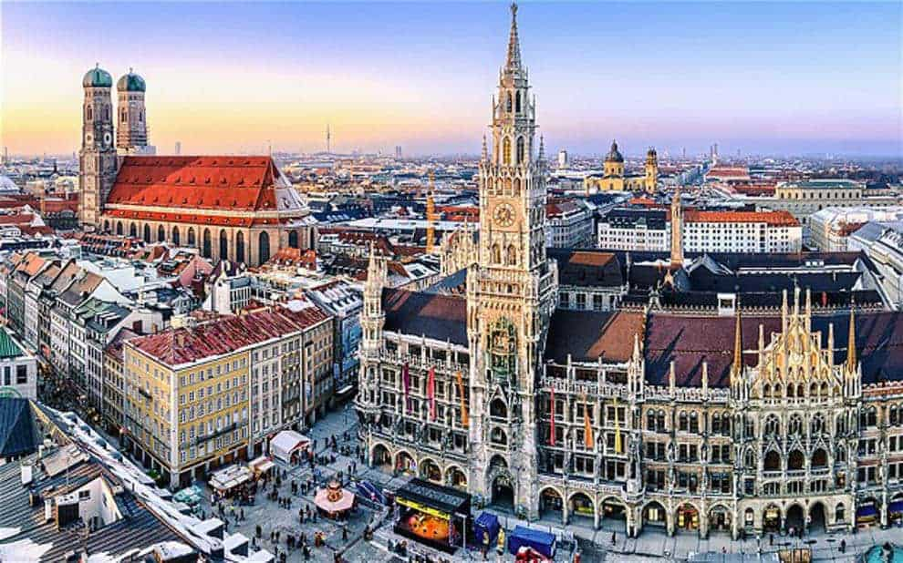 best place to stay in Munich