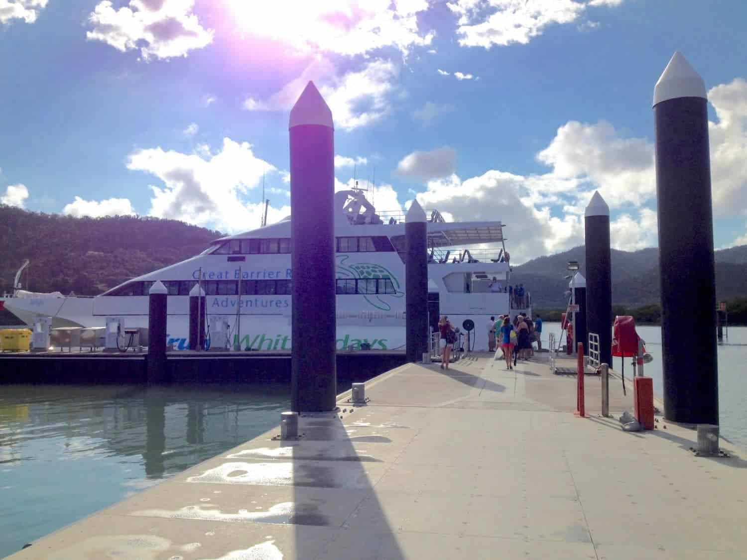 Cruise Whitsundays tour review