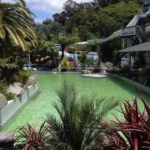 Visiting Taupo with De Bretts Hot Springs and #GoByCamper