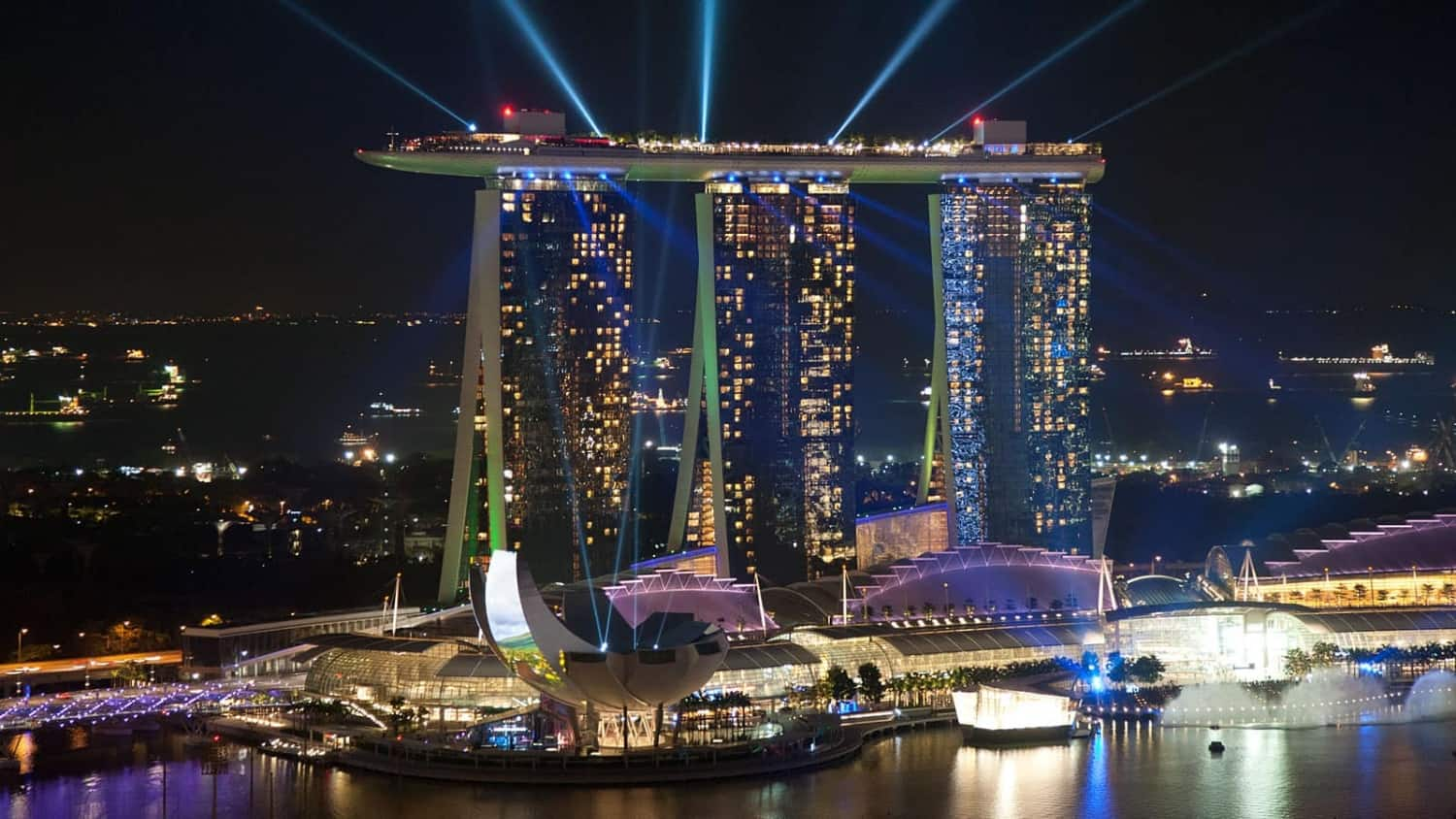 Why visit singapore