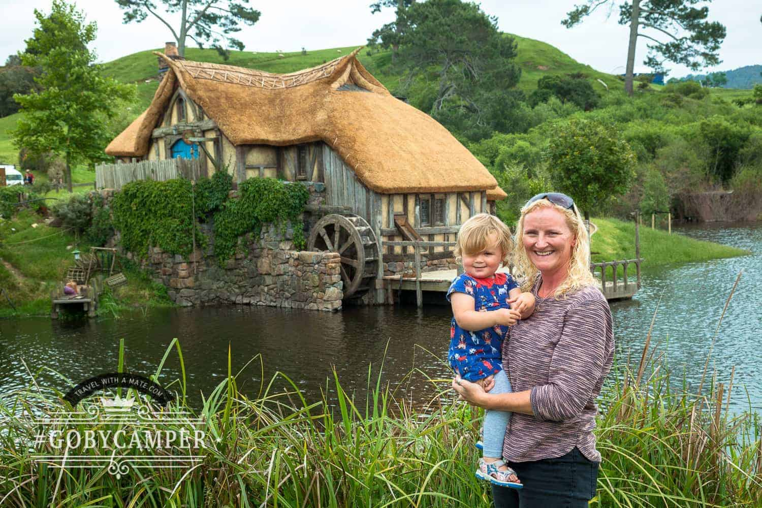 Where to book hobbiton tickets