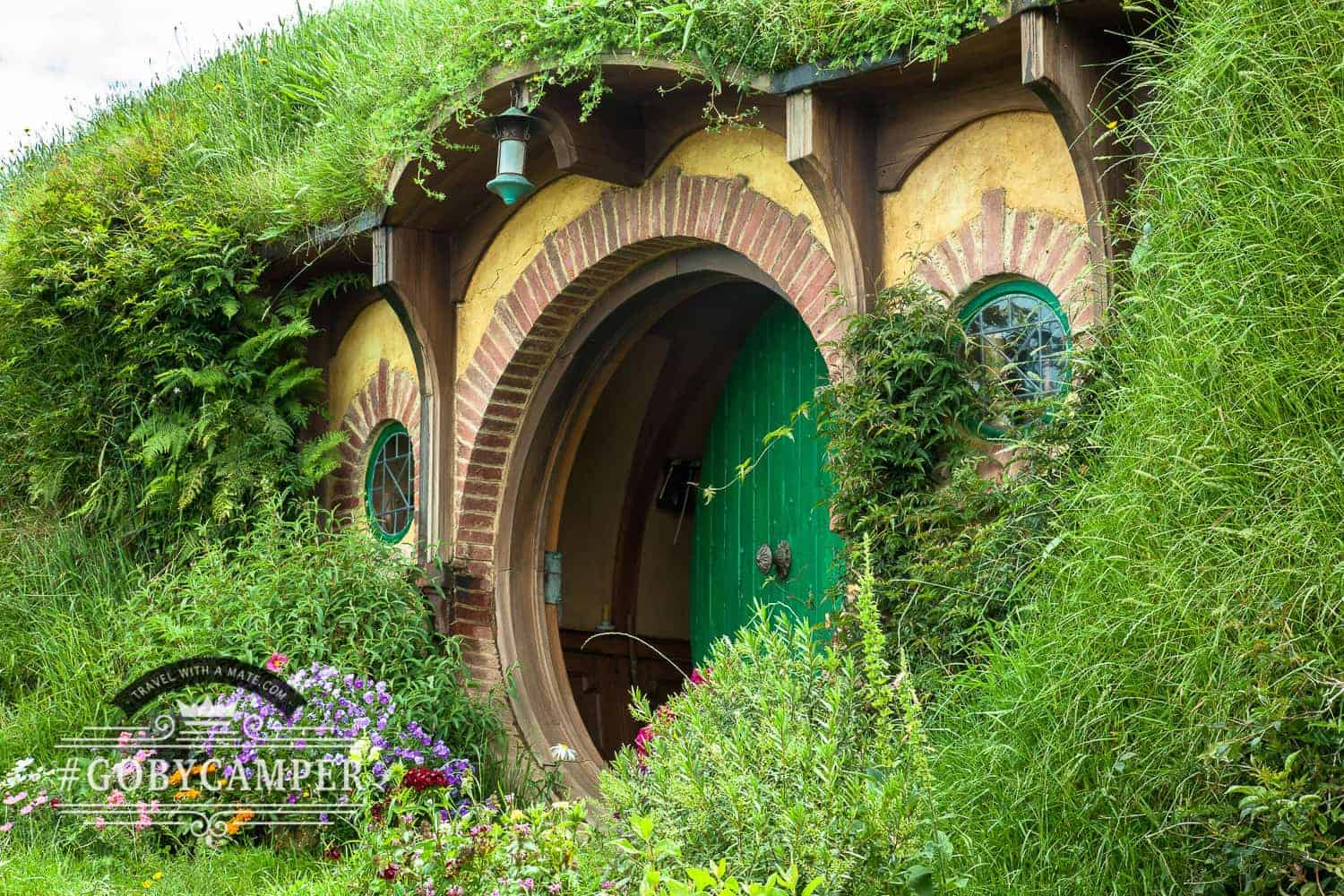 Hobbiton set review