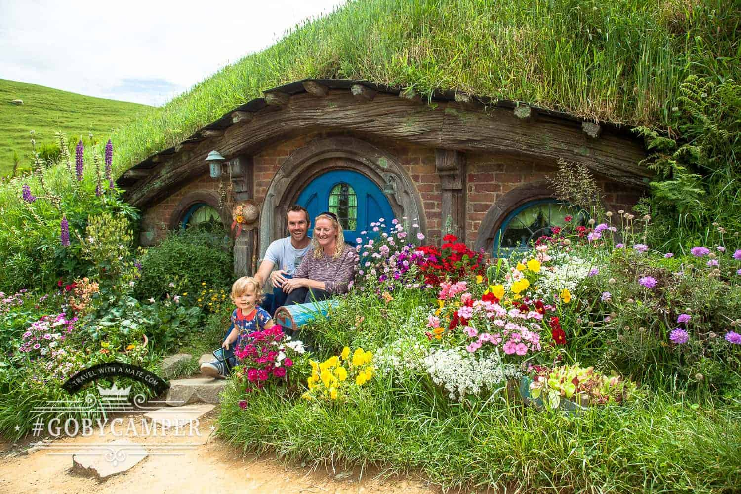 Hobbiton movie set review 2015