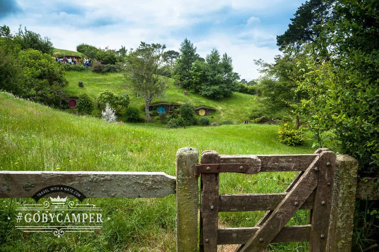 Hobbiton photography
