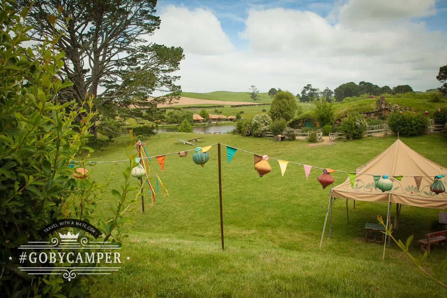 Hobbiton guided tours review
