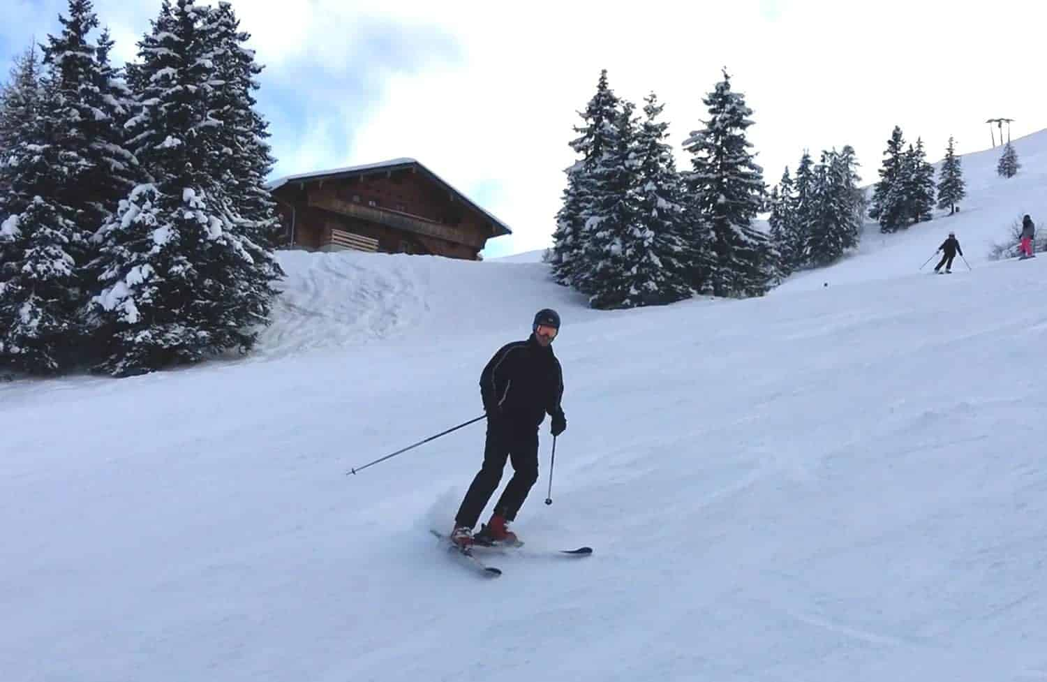 SkiAgain Travel with a mate review