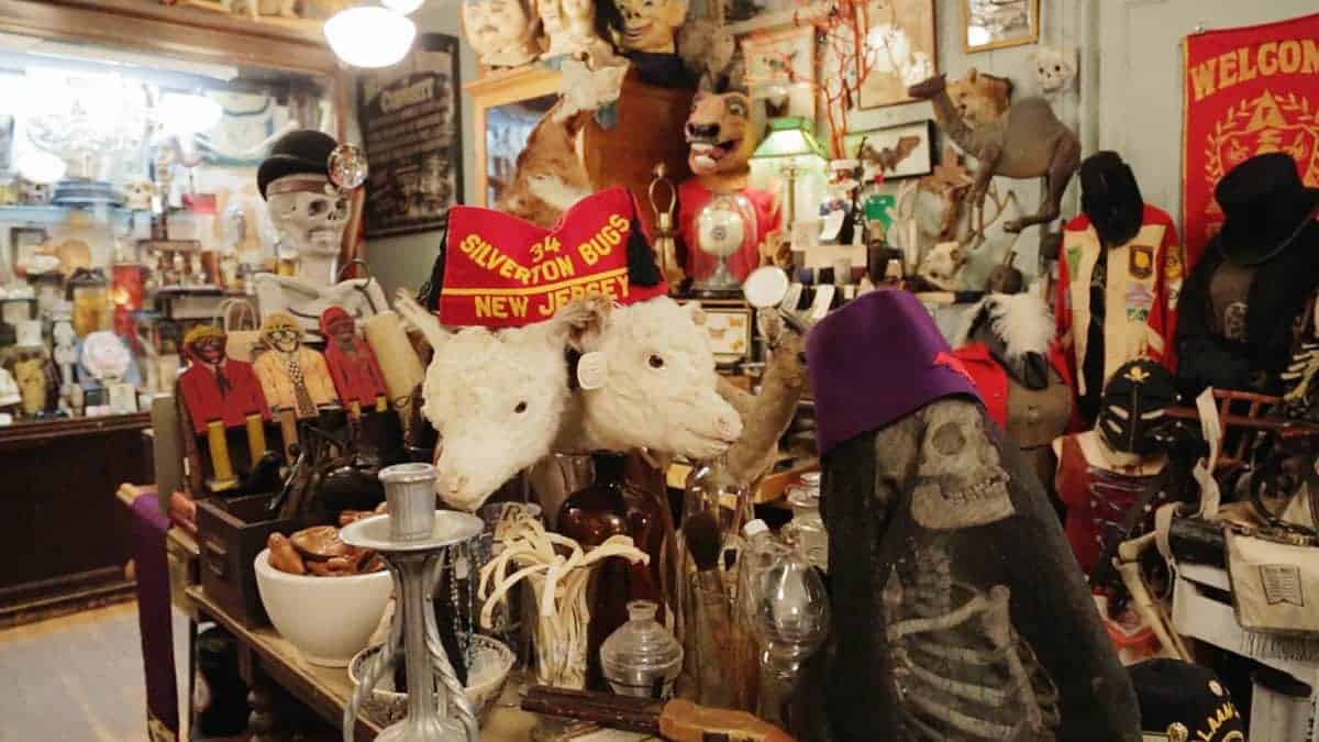 Obscura antiques
