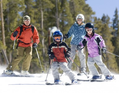 3 Ways to Enjoy a Skiing Holiday