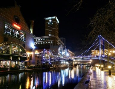 A short break guide to Birmingham, England