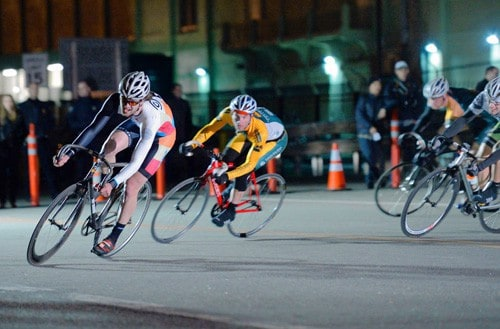 Red Hook Crit for Bicycling