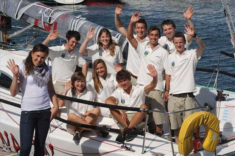 yachting team student opportunities