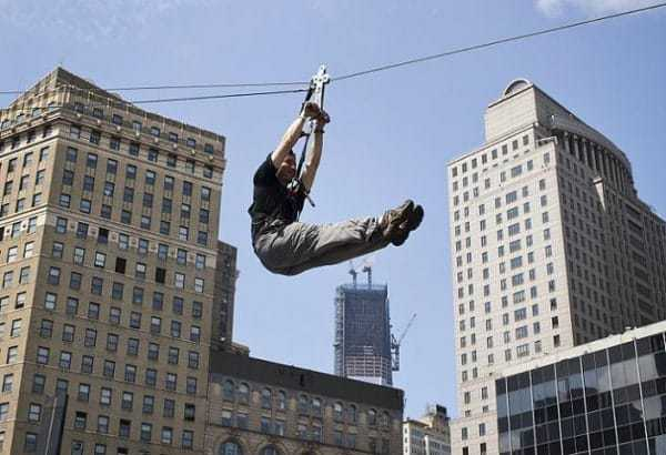 Zip Lining in NYC