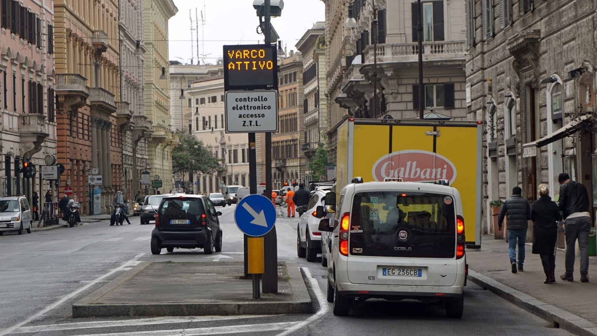 Urban Toll Roads in Italy