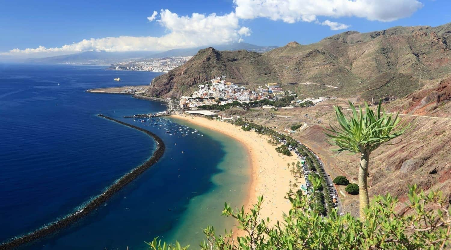 Canary Islands winter holidays