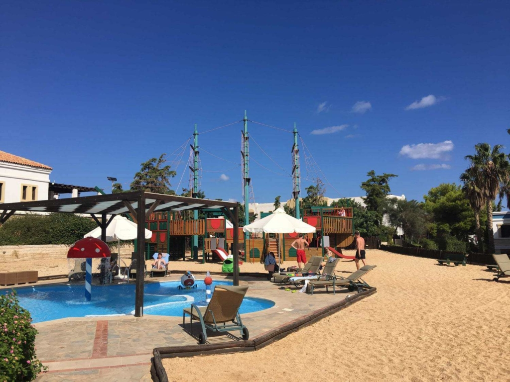 Olympic Holidays all inclusive review