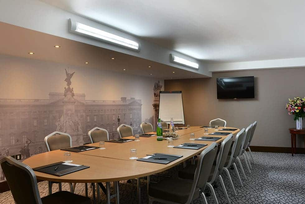 Where to have meetings in London