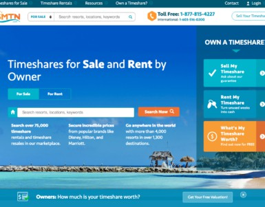 Timeshare selling website review