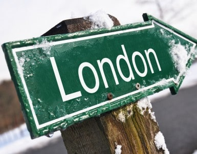 What to do in london in Winter