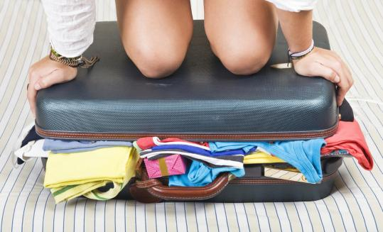 Packing tips for couples