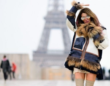 Taking A Fashion Tour Of Paris