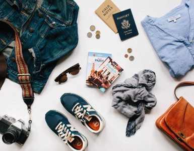 What to invest in before you head off travelling