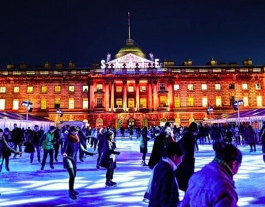 Places to go Ice Skating in London