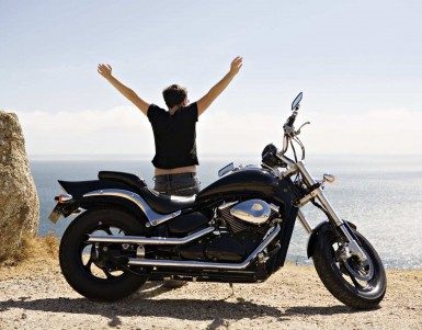 Getting Ready for Your Cross Country Motorcycle Trip