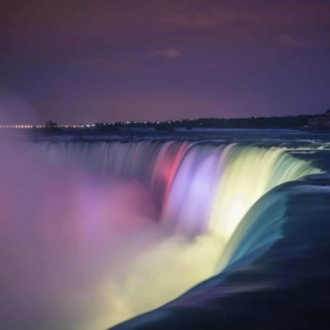 Why Niagara Falls offers the perfect break for couples