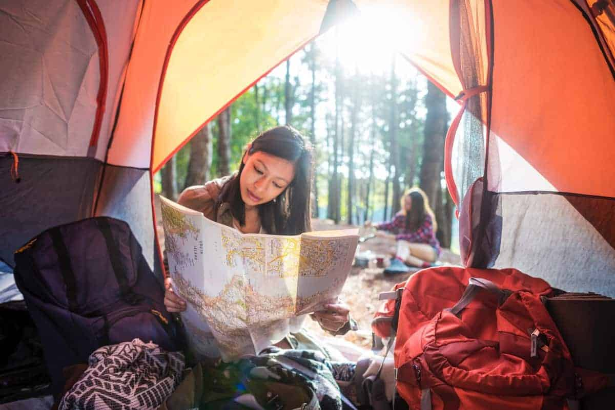 Camping eduation