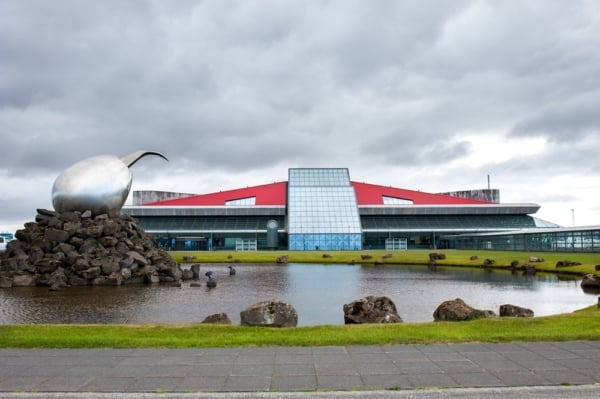 Keflavik International Airport