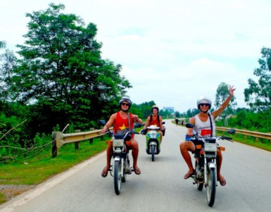Vietnam by Motorbike: Advice on Exploring by bike