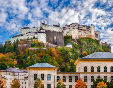 For Sheer Romance, Enjoy a Salzburg Honeymoon