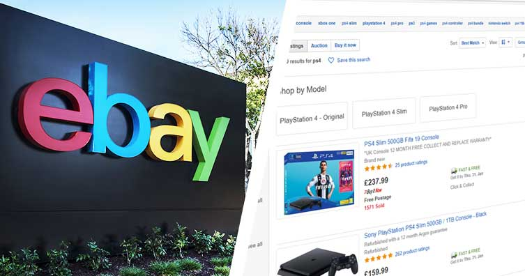 Buy and sell on ebay to make money